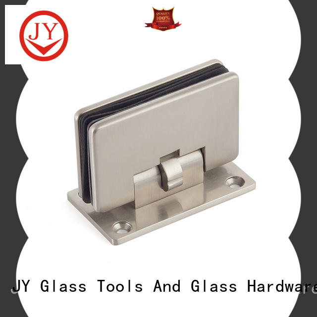 JY professional shower door pivot hinge manufacturers for Hotel Shower Room