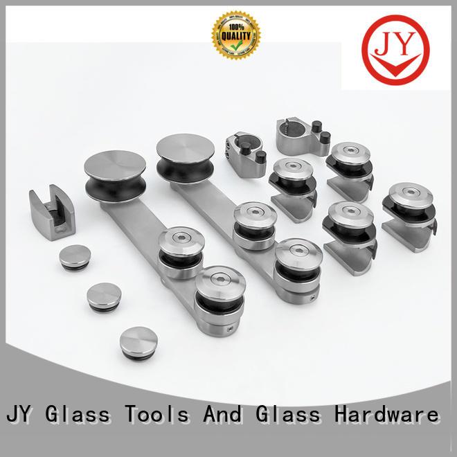 fine- quality sliding glass door hardware Supply for glass