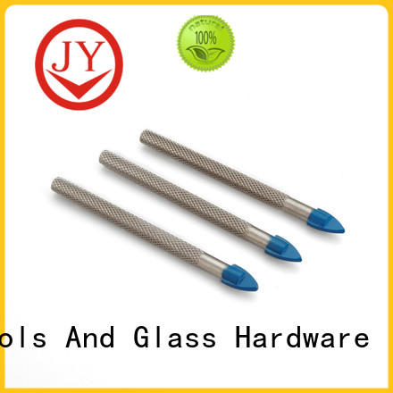 JY mini abrasive glass drill bits factory for building glass