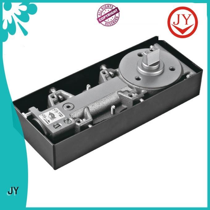 JY glass door floor spring price wholesale for Glass product