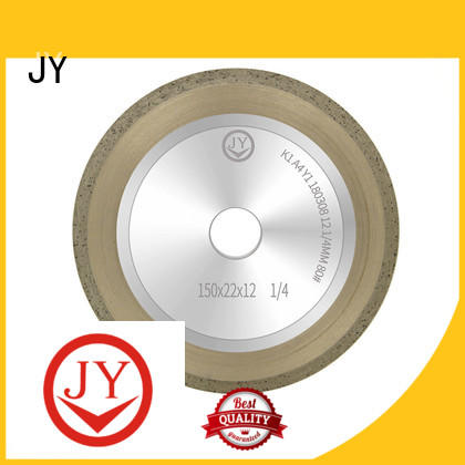 JY quality grinding wheel the company for Glass products