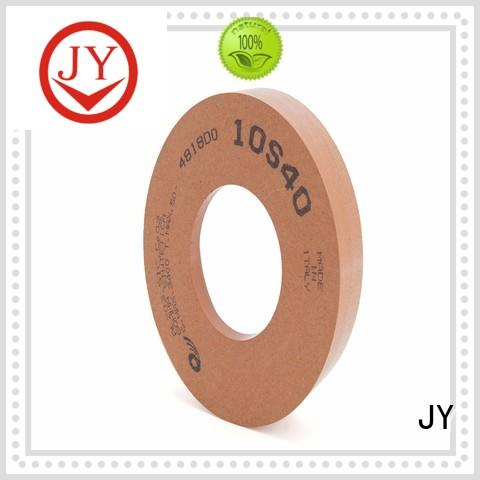 JY polishing wheel process glass furniture for grinding