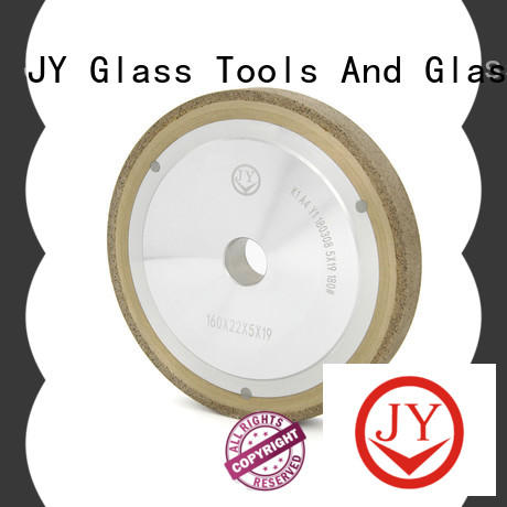 JY carborundum grinding wheel factory for Glass product