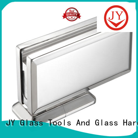JY hydraulic hydraulic glass door patch fittings
