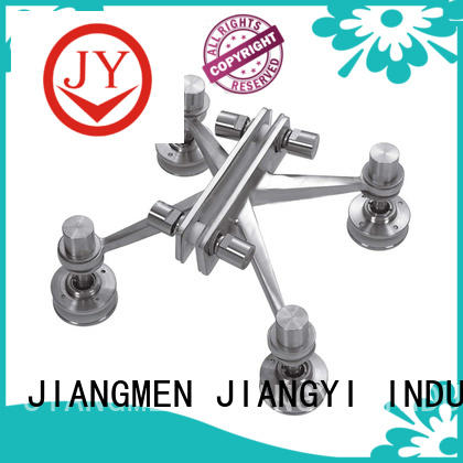 JY Best types of glass spider fitting Suppliers for Glass products