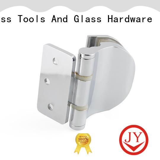 Wholesale frameless glass shower door hinge adjustment Supply for bathroom
