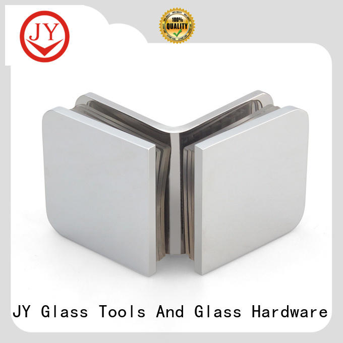 solid construction glass balustrade hardware Supply for glass screen