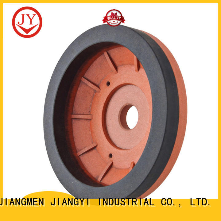 JY industry-leading grinding cup wheel factory price for glass edging machine