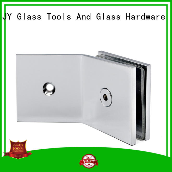 Hot Saleglass to glass connectors factory for Shower Enclosures