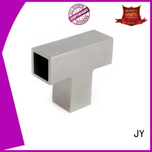 JY shower frameless shower support bar