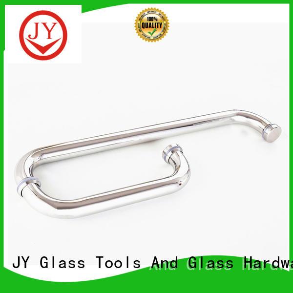 JY shower screen door handles Suppliers for gates