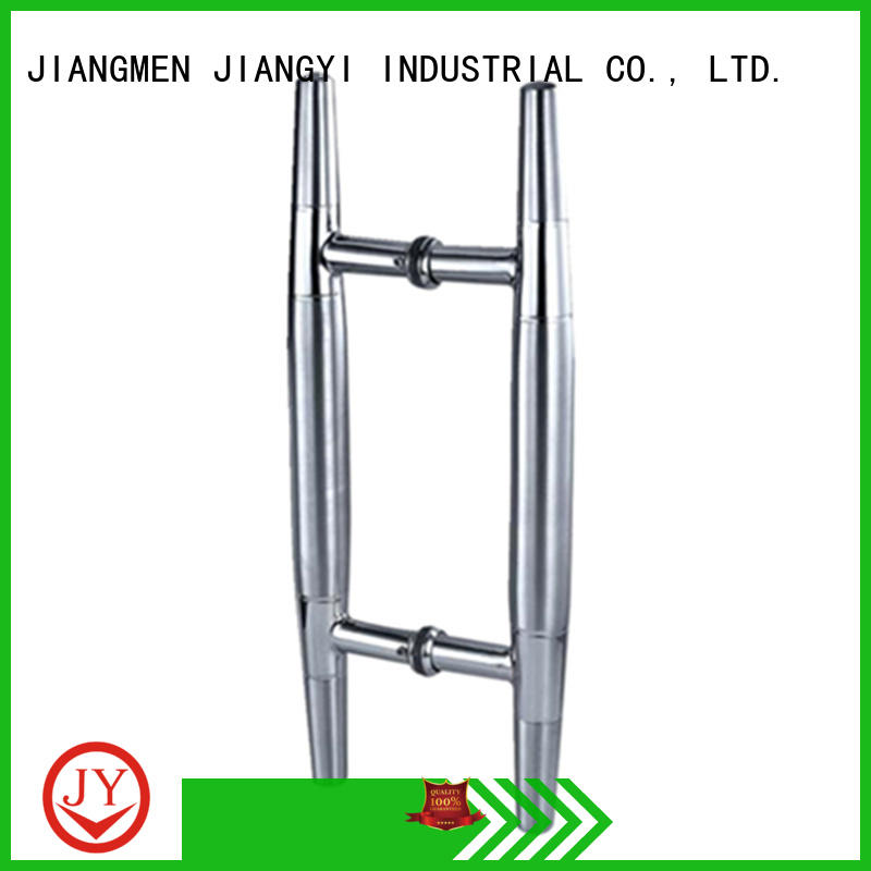 JY glass door pull handles the company for entry doors
