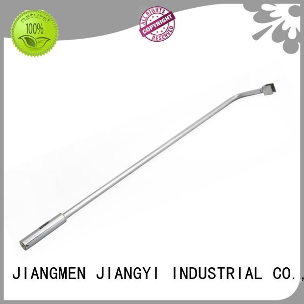 JY corner shower curtain rod