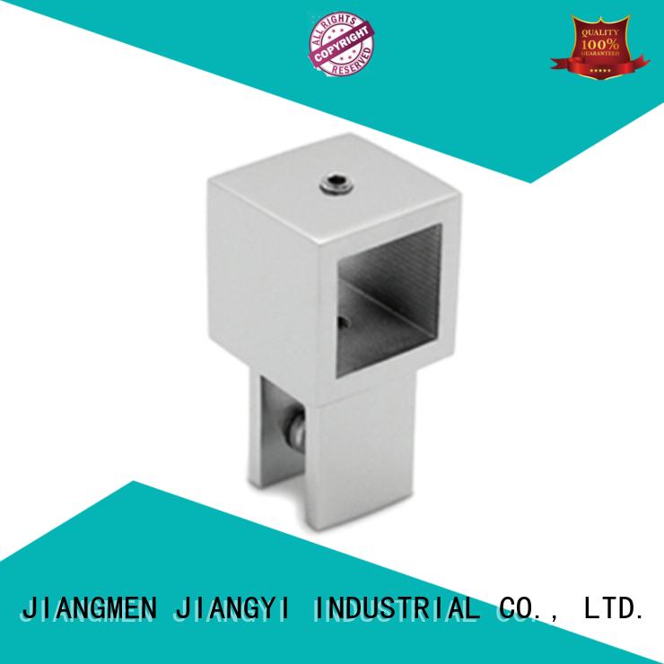Shower glass rod to wall connector KA-009