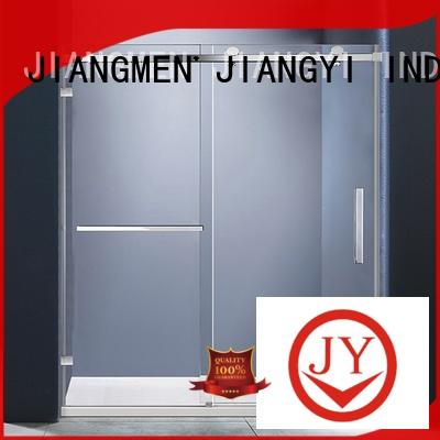 JY high quality indoor sliding glass doors for business for glass