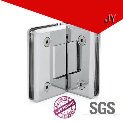 JY commercial glass door hinges