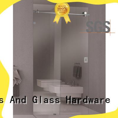 JY glass sliding door hardware supplier