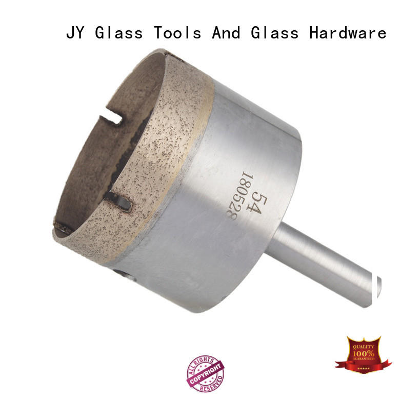 JY dbg12 diamond cut drill bit factory price for furniture glass