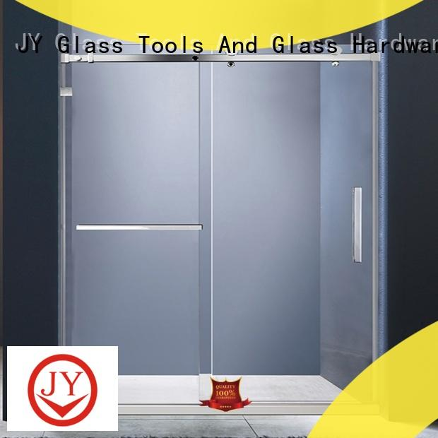 JY glass hardwares China for Glass products