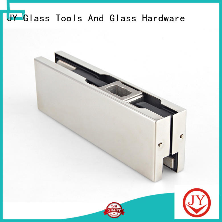 JY High-quality self closing pivot door hardware Supply for glass