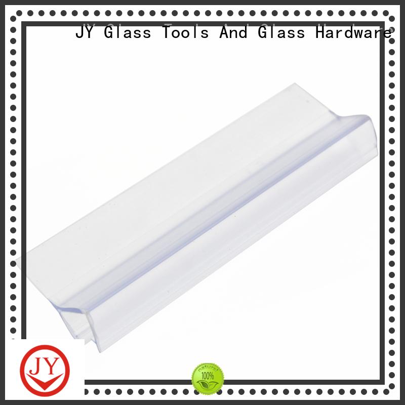 Flexible rubber seal for shower door bottom factory for Wet Rooms