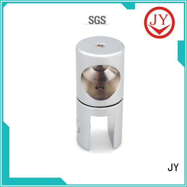 Custom aluminum tube connectors Exporter for Glass product