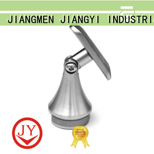 JY industrial handrail fittings Exporter for Glass products