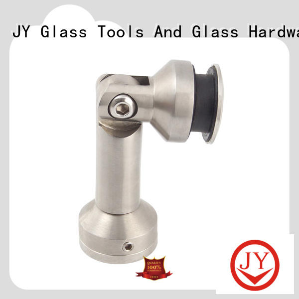 JY stable canopy connector fittings for business for glass