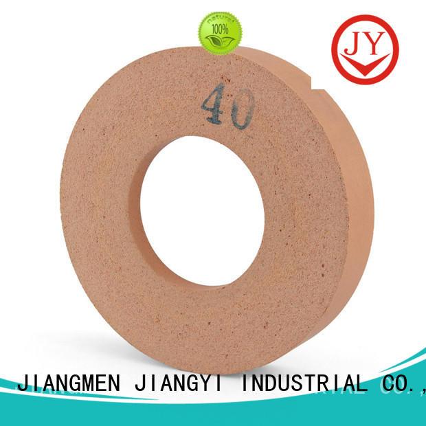 JY igh polishing rate polishing wheels process glass furniture for stones