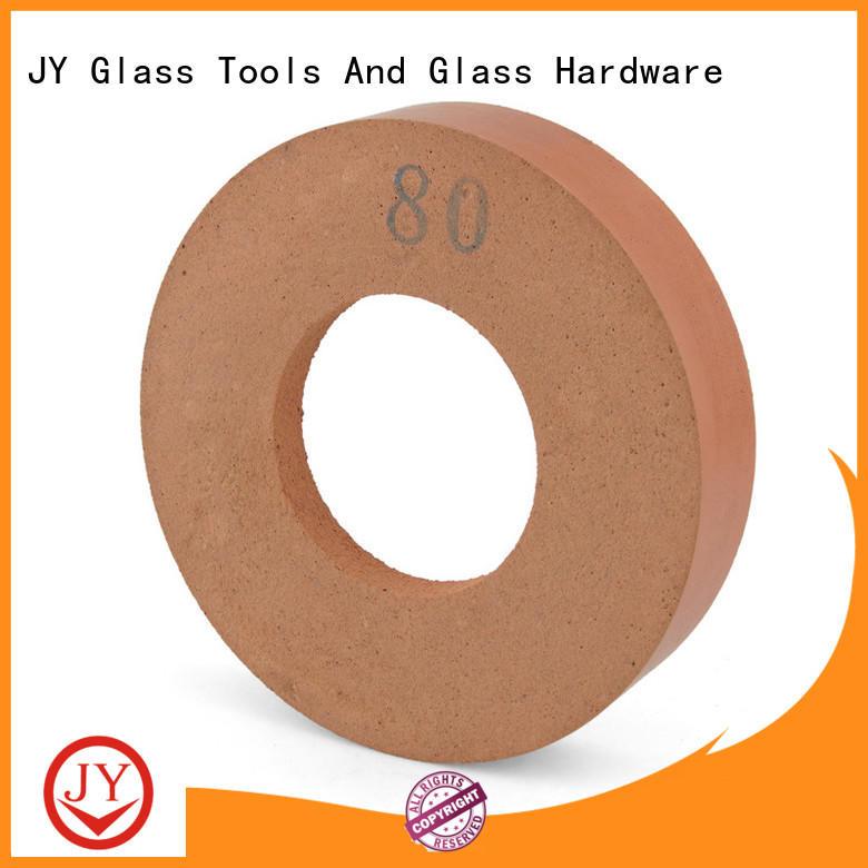 JY glass polishing wheel company for stones