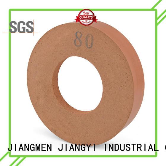 edging diamond polishing wheels arrising for building glass JY