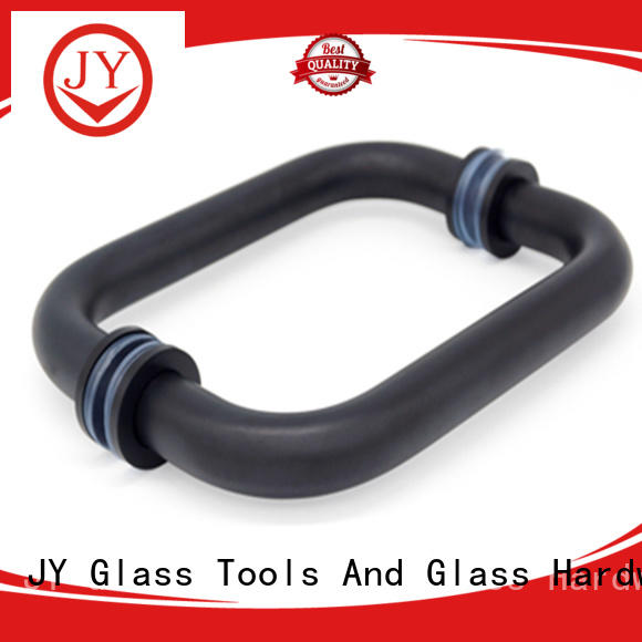 JY refined quality push pull door handles factory