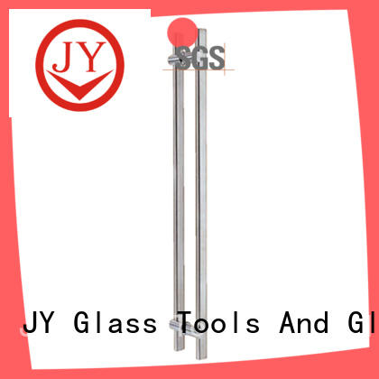 JY Popular design door pull handles wholesale for store front