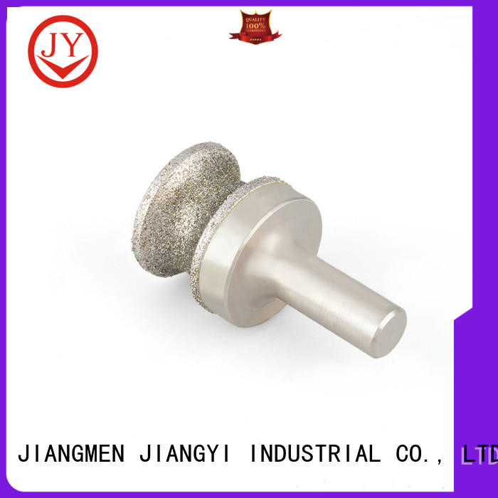JY glass diamond drill bit company for quartzs