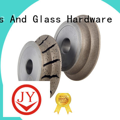 JY fine- quality surface grinding wheel factory for Glass product