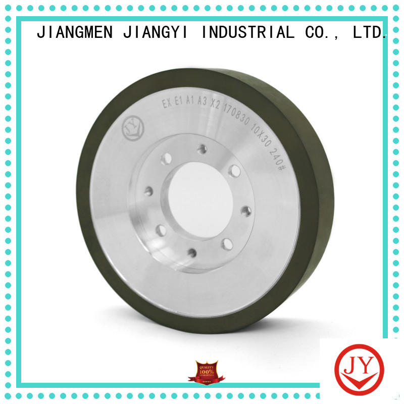 JY New glass resin cup wheel for glass edging machine