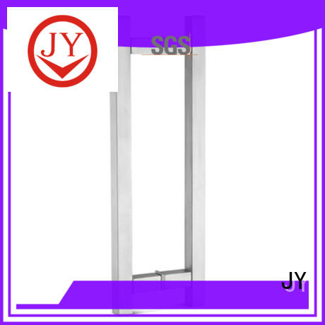 JY Special design shower door handle for gates for Glass products