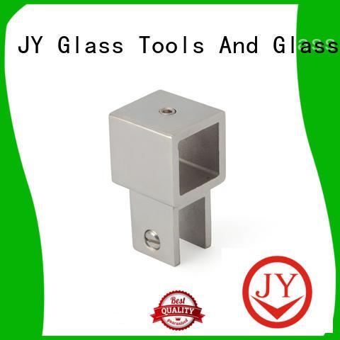 JY metal tube connectors