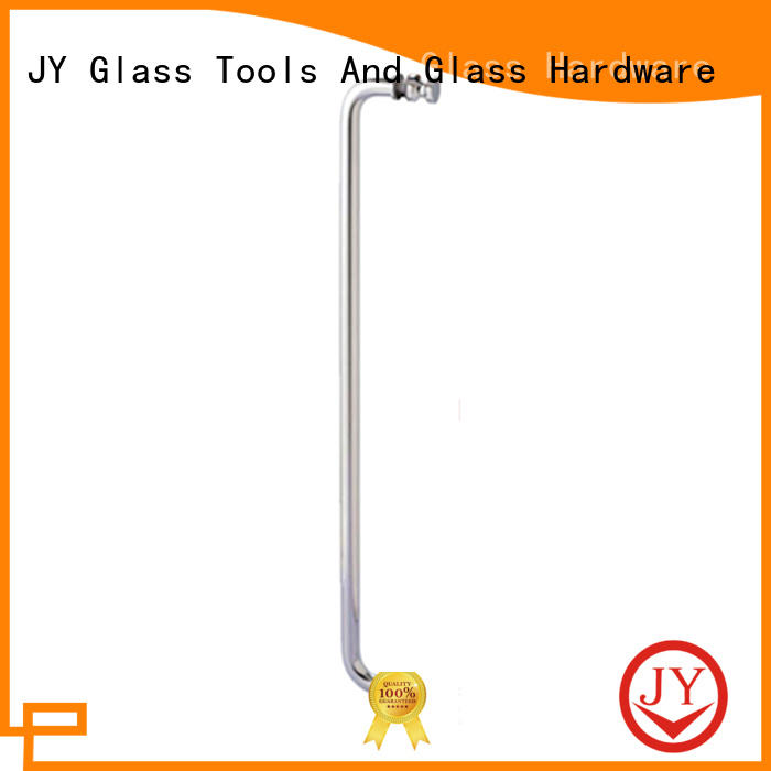 JY handle shower door handle