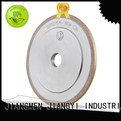Glass Diamond Peripheral wheel V-shaped diamond wheel with engraved design A-V-ZH