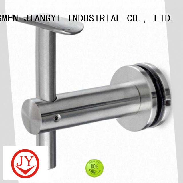 JY fine- quality aluminum handrail fittings wholesale for glass