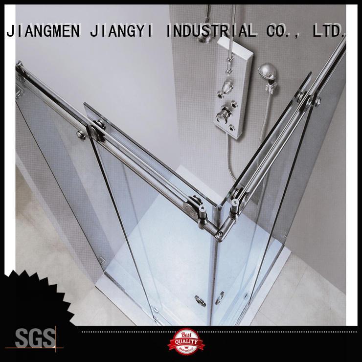 steel barn door style sliding door hardware kas001 JY