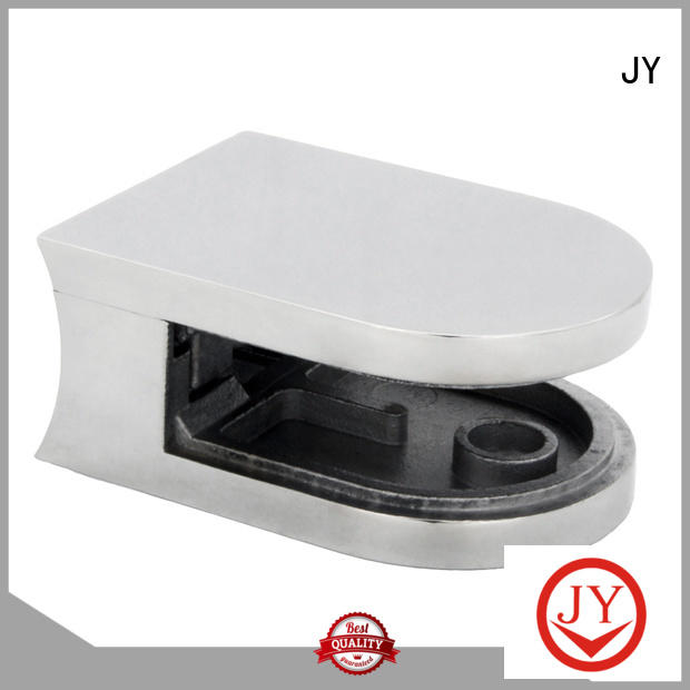 JY glass handrail brackets manufacturer for Bath Screens