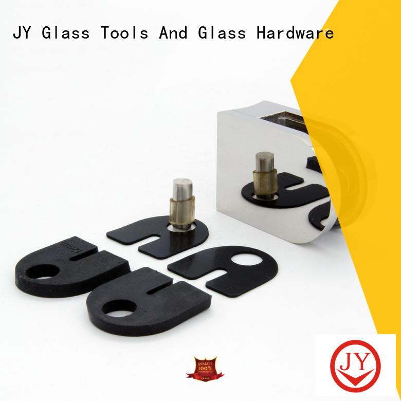 JY glass balustrade handrail for business for bathroom