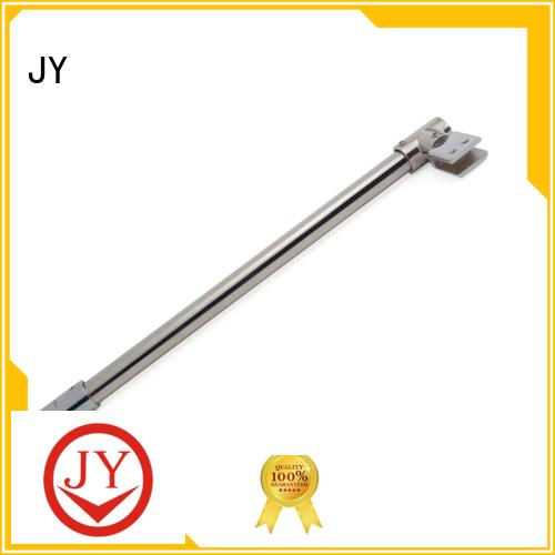JY jy adjustable shower curtain rod