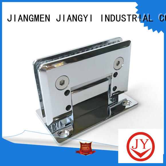 JY good quality adjustable door hinge China for bathroom
