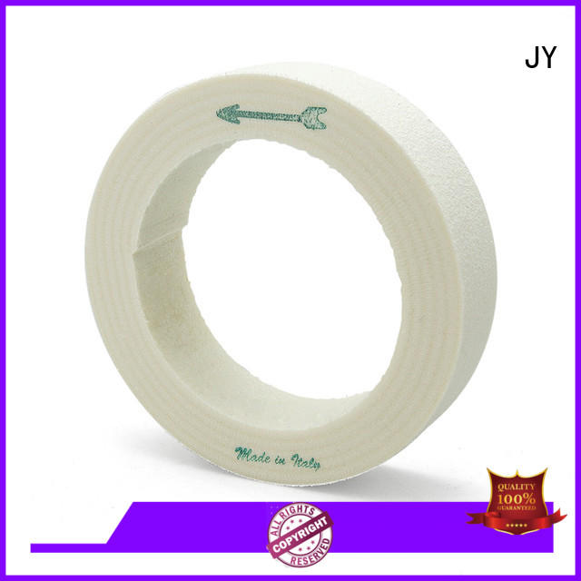 JY environmental buffing polishing wheels fpin for decorate glass