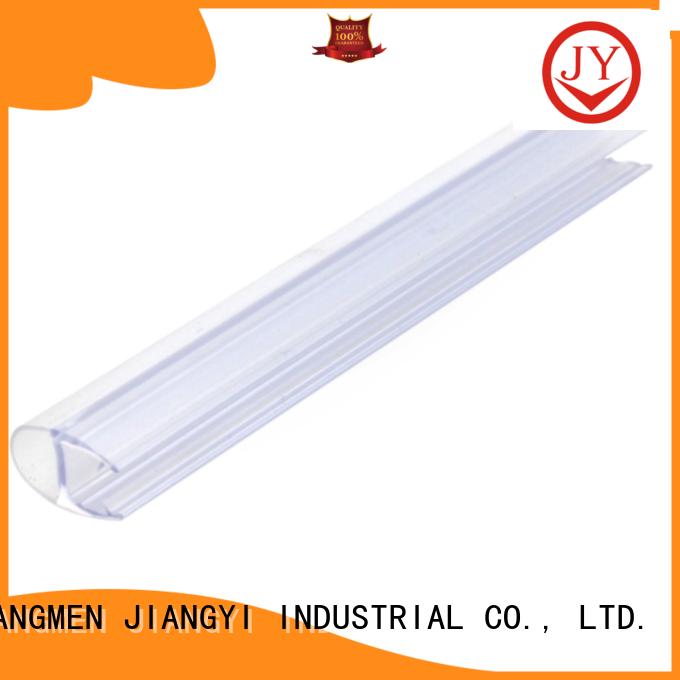 JY shower door rubber sweep supplier for seal