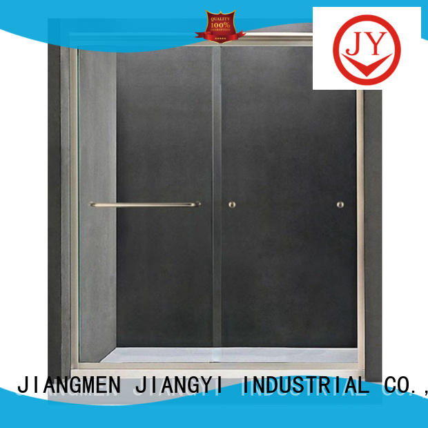 JY useful metal sliding door hardware Suppliers for Glass products