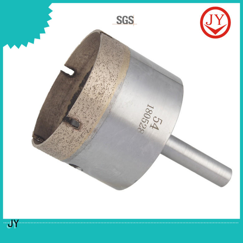 JY wear resistance diamond core drill bit long-term-use for stones